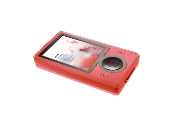 Red Watermelon Zune Launching June 10