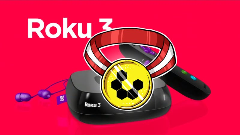 Most Popular Streaming Set-Top Box: Roku