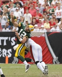 Aaron Rodgers, Retired Jerseys, and Chris Henry