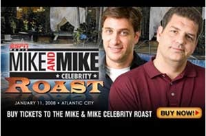 The Upcoming Vivisection Of Mike And Mike, Truly