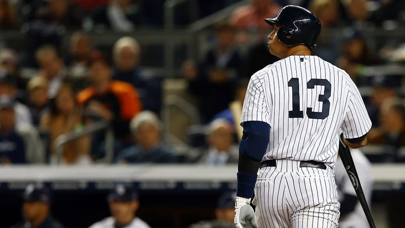 "The Many, Many Tweets Referring To Alex Rodriguez As ""Fag,"" ""Pussy,"" And ""Gay-Rod"""