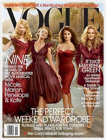 Fug Girls: Vogue's Bad Styling Of Hollywood Starlets