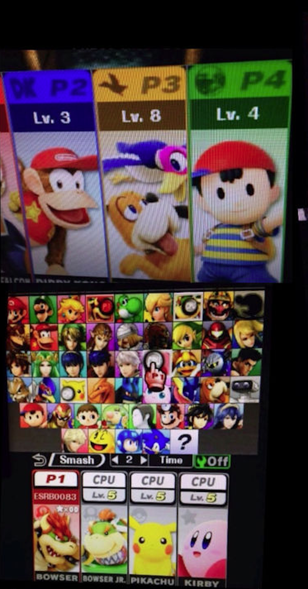Huge Potential Leak May Reveal Full Smash Bros. Roster [UPDATE]