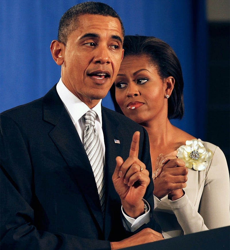 The Obamas Are Not Invited to Prince William's Wedding
