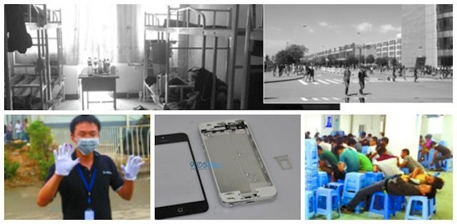The Undercover Story of How Someone Infiltrated Foxconn to See How They Make the iPhone 5