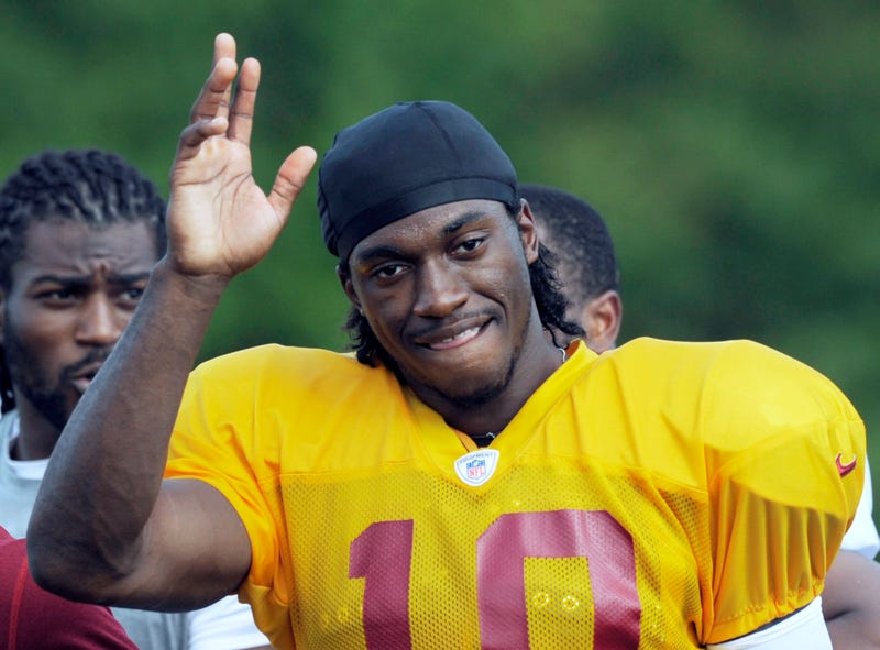To Protect A Dan Snyder-Owned Radio Station, The Redskins Banned A Competing Station From Airing RG3's Press Conference