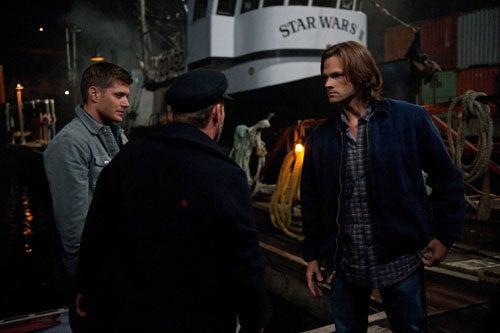 """Supernatural - """"Blood Brother"""" Photos"""