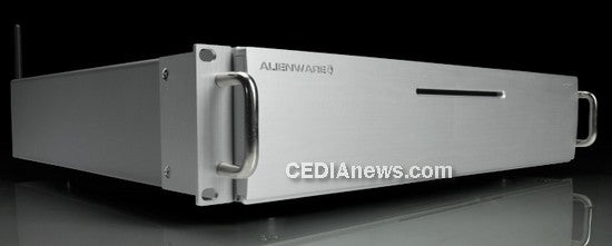 Alienware Shows High End Rackmount Media Center Server