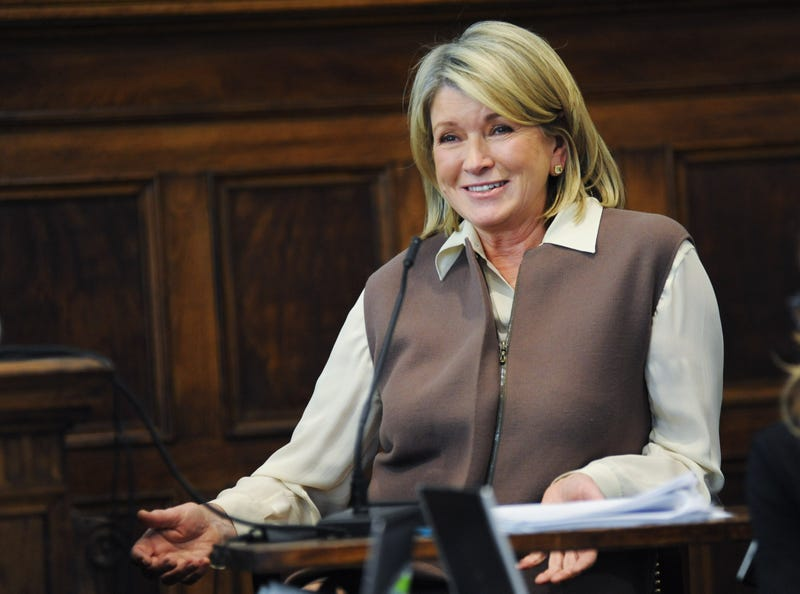 Martha Stewart Takes a Substantial Pay Cut to Save Martha Stewart