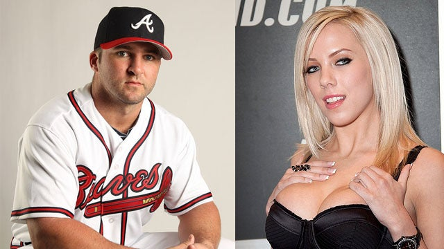 Rob Gronkowski's Porn Star Ladyfriend Says She Humped Dan Uggla And Assorted Married Athletes