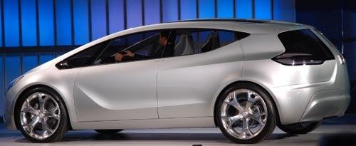 Detroit Auto Show: Saturn Flextreme Concept