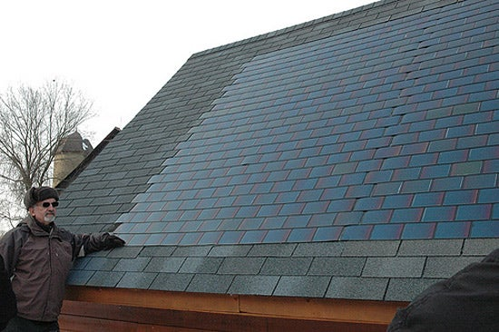 Dow Powerhouse Solar Shingles Could Finally Have You Hugging Trees