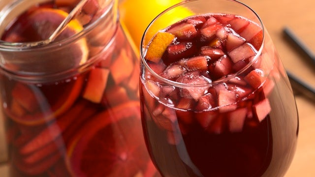 The Nine Healthiest Alcoholic Drinks