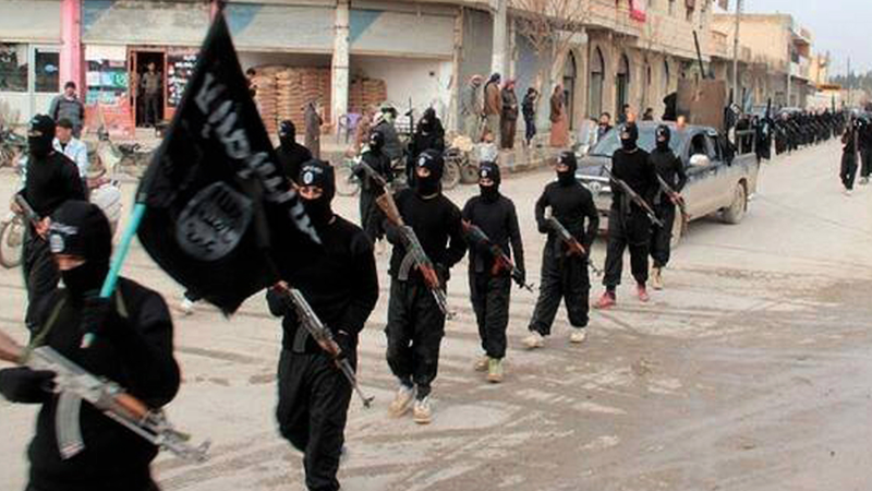 Colorado Teen Arrested After Falling in Love With ISIS Militant Online