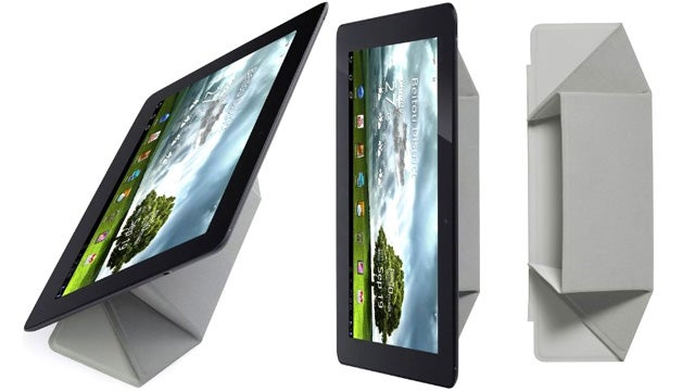 Asus Transformer Prime Smart Cover Has More Folds Than an Origami Crane
