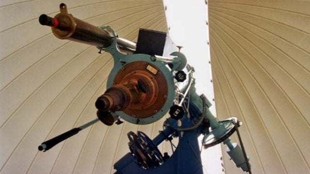 The 130-Year-Old Washburn Telescope Gets Its First Maintenance in Forever
