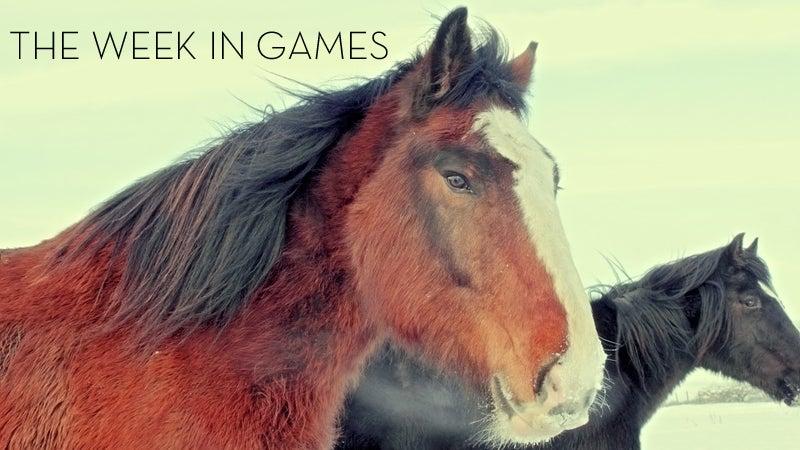 The Week In Games: A Whole Lotta Side-Eye