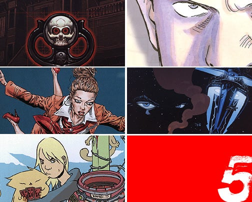 5 Comics You're Not Reading (But Should Be)
