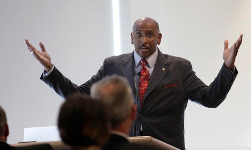 RNC Chair Michael Steele 'Punked' by Fake Donor