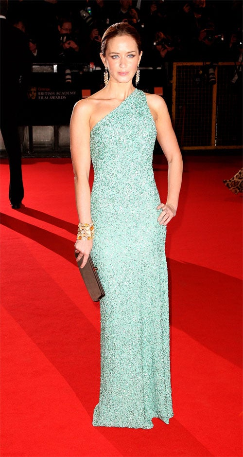 Stars Look Spot-On At BAFTA Awards