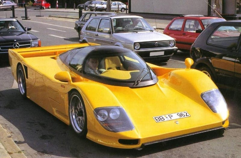 The Ten Least Practical Street-Legal Cars Ever Sold