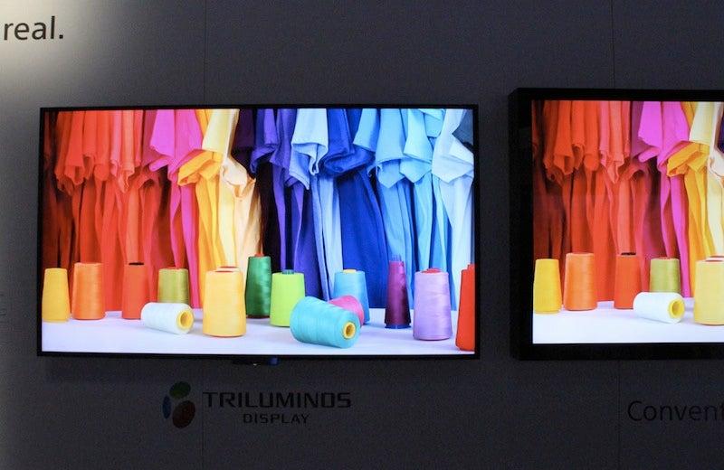 Las pantallas de puntos cuánticos podrían ser el futuro del televisor