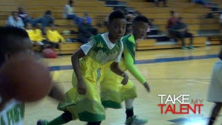 LeBron James Jr. Is Already Very Good At Basketball