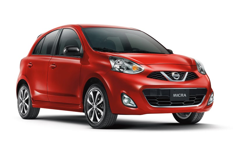 I don't know how I missed this, but the Micra is coming to Canada.