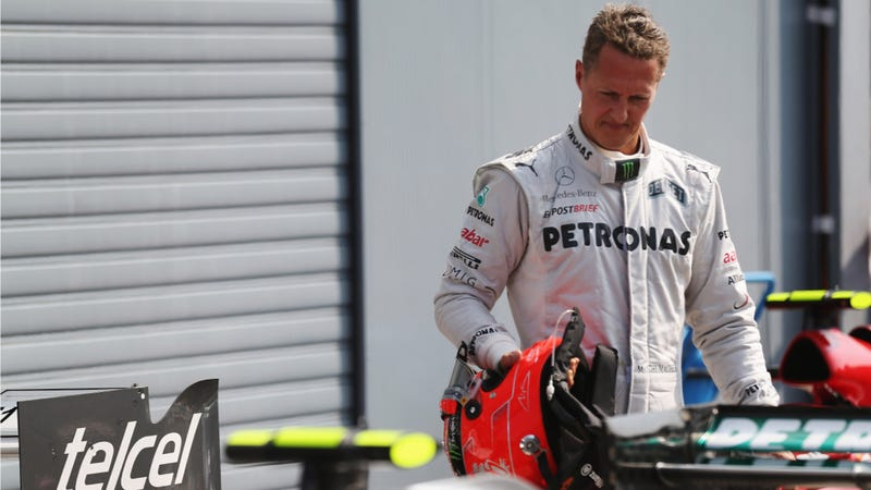 Where Does Michael Schumacher's Treatment Go From Here?