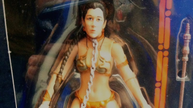 """Why Is Slave Leia the Only Princess Leia Toy Available at Toys""""R""""Us?"""
