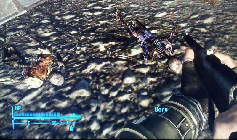 You'd Have Been Killed Too, And The Droids Would Now Be In The Hands Of Fallout: New Vegas