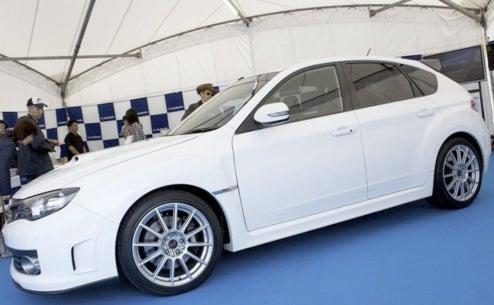 Subaru Takumi Concept Previews New Impreza WRX STi Spec C