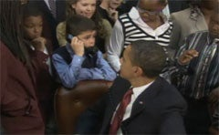 Obama, Kids Call Astronauts To Bug Them About Video Games