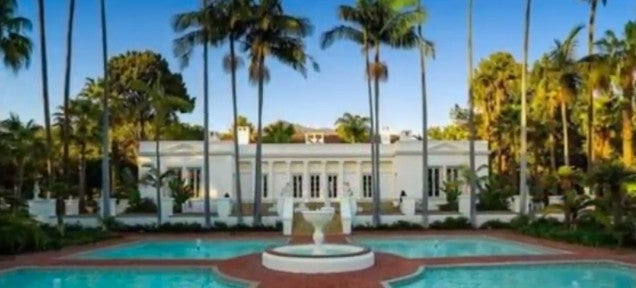 The real Scarface mansion is now for sale in California