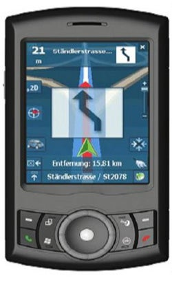 HTC Artemis GPS-Enabled PDA Phone
