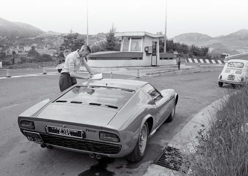 "A Salute To Bob ""Jota"" Wallace, Lamborghini's Fastest Engineer"