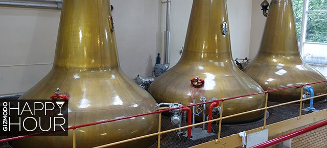 We Went to Scotland To See How Real Scotch Is Born