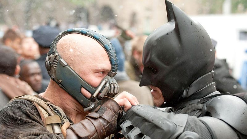 The Dark Knight Rises, Falls Under the Weight of Its Own Pretensions