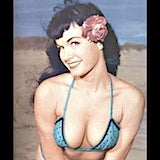 Pinup Queen Bettie Page, 85, Dies