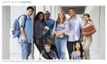 """Rise In Teen Pregnancy Shows Teens """"Really In It To Win It"""""""