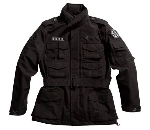 PSP Military M-65 Jacket Made For The Sony Army