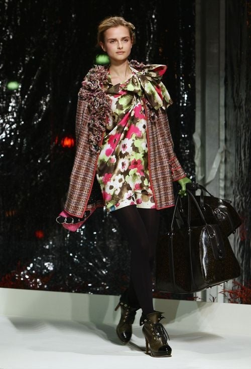 Ladyflowers & Crazy Cat Ladies At Moschino