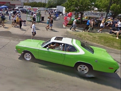 Woodward Dream Cruise Makes Google Street View
