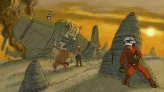 <i>Rebels</i> Concept Art Makes Us Long For More Hand-Drawn Animated <i>Star Wars</i>