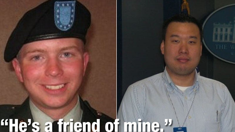 The Curious Case of Bradley Manning and the White House Staffer