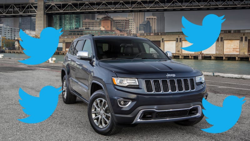 Jeep's Social Media Team Posted 'How Not To Get Hacked' Article 15 Minutes Before Hack