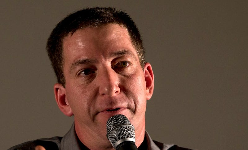 Glenn Greenwald's New Media Outlet Will Be Backed by eBay Founder