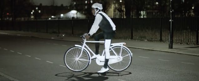 Is Crazy Tech Really the Answer To Keeping People On Bikes Safe?