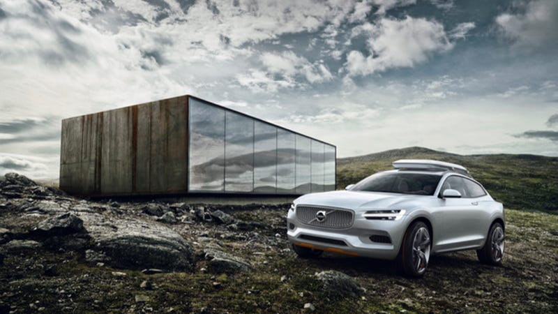 The Volvo Concept XC Coupe Is The Beginning Of A Swedish Renaissance