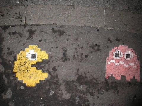 Shocking Pac-Man Helps Scientists with Fear Studies